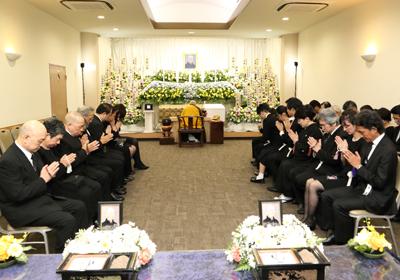 葬儀写真5